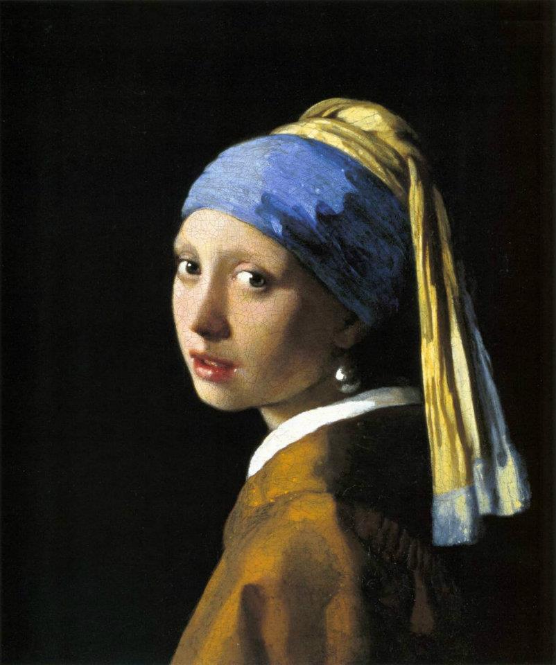 Vermeer-ragazza-con-lorlecchino-di-perla