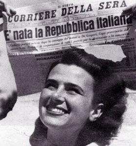 volto Repubblica Italiana: Anna Iberti