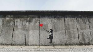 Banksy, murales